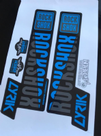 Rock Shox Lyrik 2018 Fork Graphcs